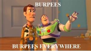 buzzburpees